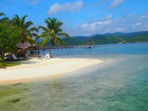 """""""Our"""" island beach"""