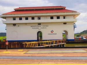 The Miraflores lock commands