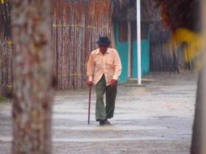 Old Kuna man